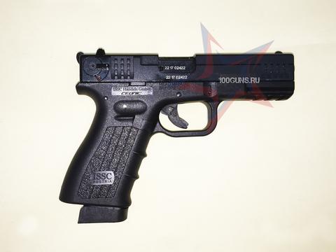 Охолощенный Пистолет К17 (К17-СО)