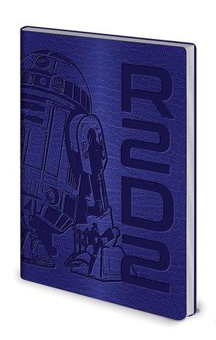 Записная книжка Star Wars (R2 D2)