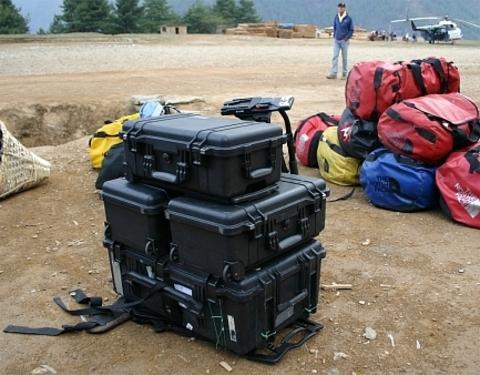 Ударопрочный кейс Peli 1560SC для фотокамер