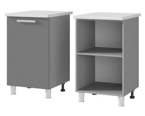 Шкаф-стол рабочий 1-дверный (500*820*600) 5Р1