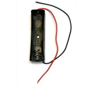 Батарейный отсек для 1 аккумулятора 18650 3.7В