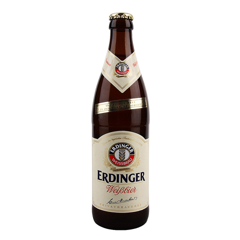 Erdinger / Эрдингер (светлое пшеничное нефильтрованное)