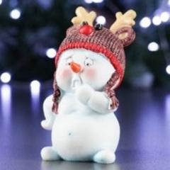 Молд «Снеговик»