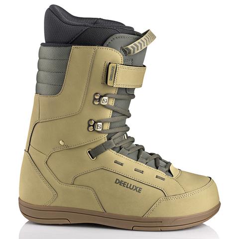 Ботинки для сноуборда DEELUXE ORIGINAL TF ARMY