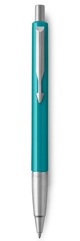 Шариковая ручка Parker Vector Standard K01, цвет: BLUE GREEN