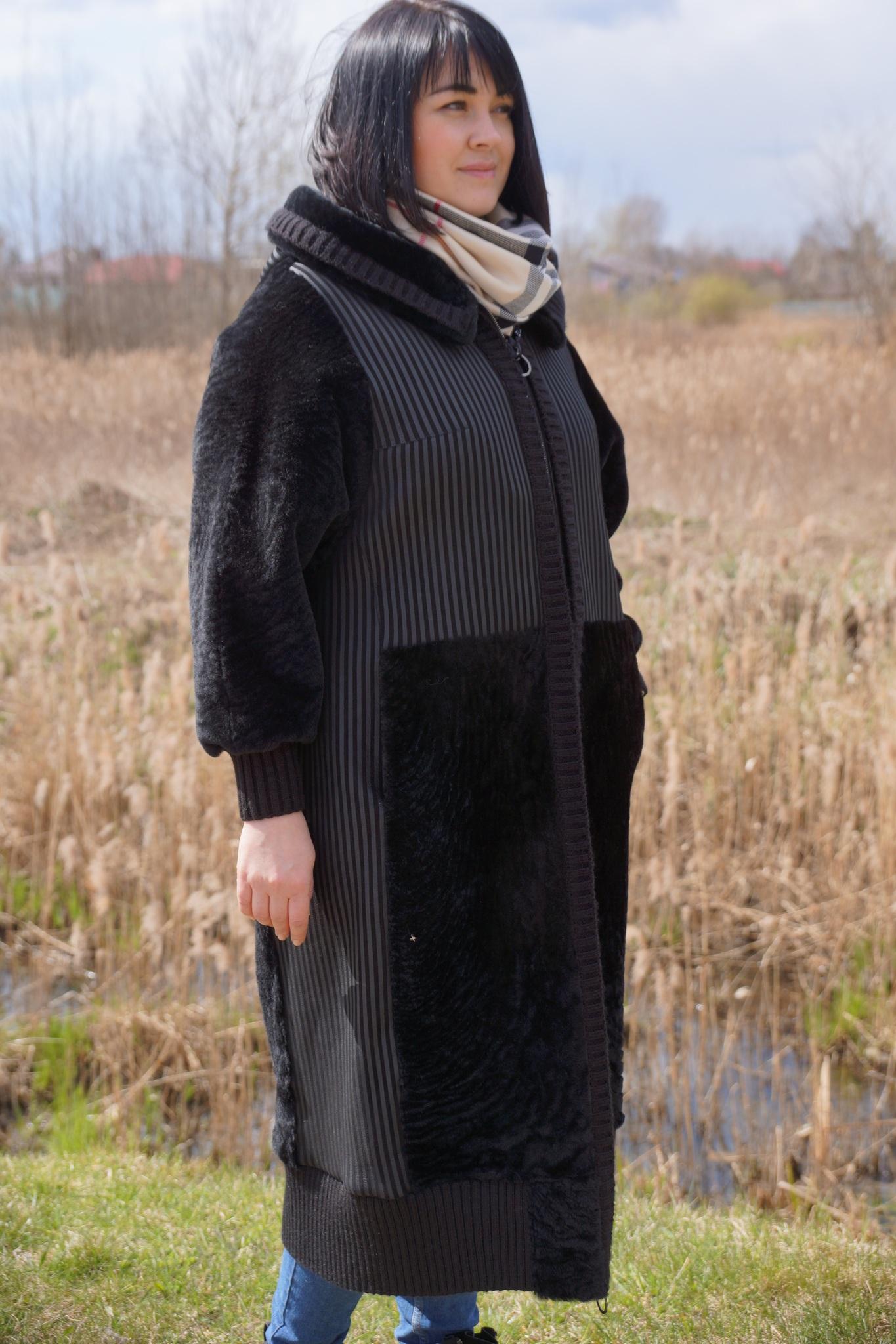 Дубленка Lindi West