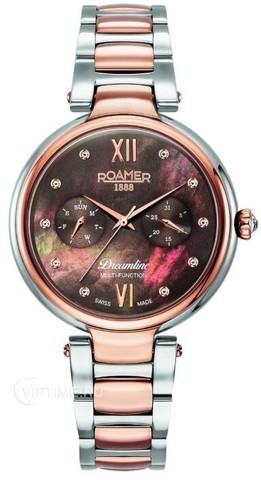 Часы женские Roamer  600 821 47 69 50 DreamLine Multifuncion Ladies