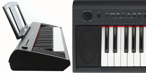 Цифровые пианино Yamaha NP-11