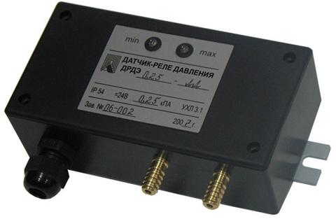 ДРДЭ, датчики-реле давления электронные