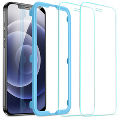 Защитное стекло ESR Full Coverage Tempered Glass для Apple iPhone 12 / 12 Pro