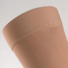 Чулки с силиконовой резинкой на широкое бедро mediven comfort