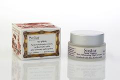 Ночной крем для отбеливания кожи Sostar 50 мл