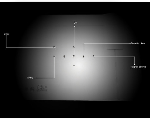 Проектор Thundeal DLP900 (LED9) Wi-Fi Android 3D очень яркий