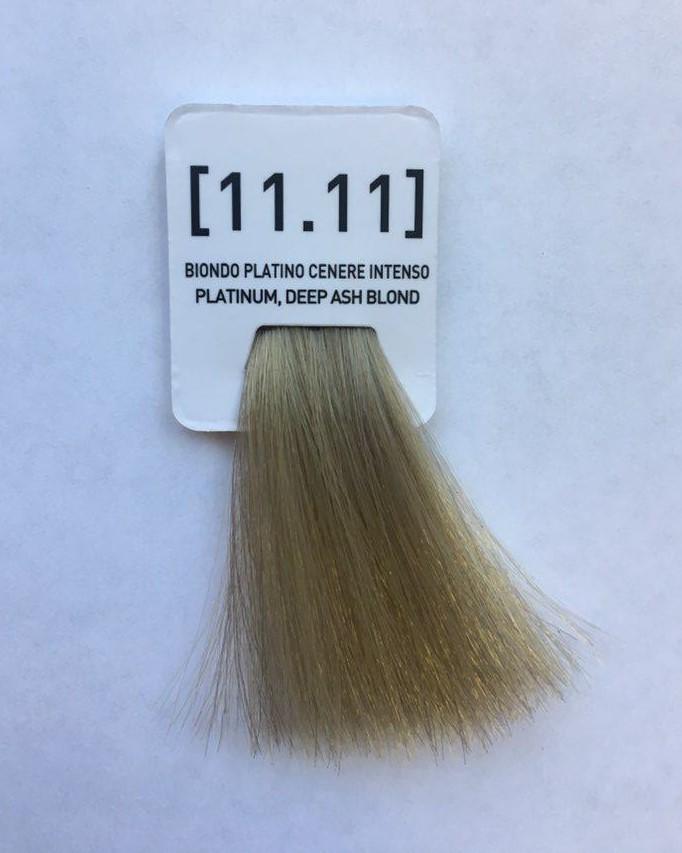 INCOLOR Платиновый интенсивно-пепельный блонд [11.11] 100 мл