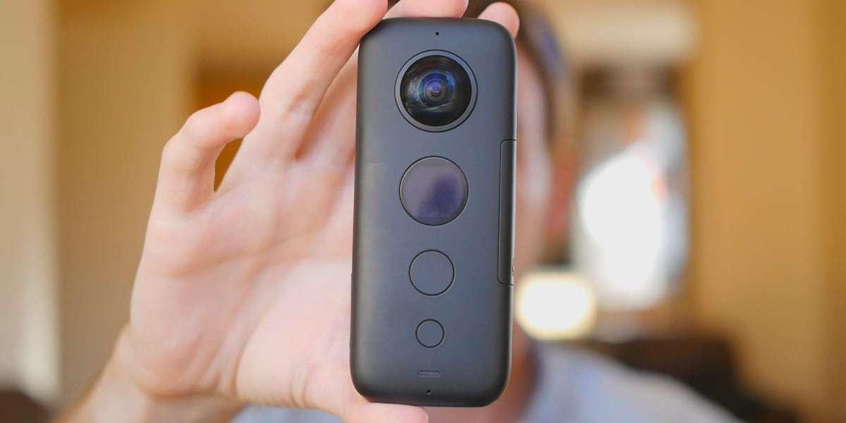 Камера панорамная  Insta360 One X