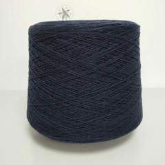 New Mill, Victoria Tint, Меринос 80%, Полиакрил 20%, RAL 5004 Чёрно-синий, 1/4500, 450 м в 100 г