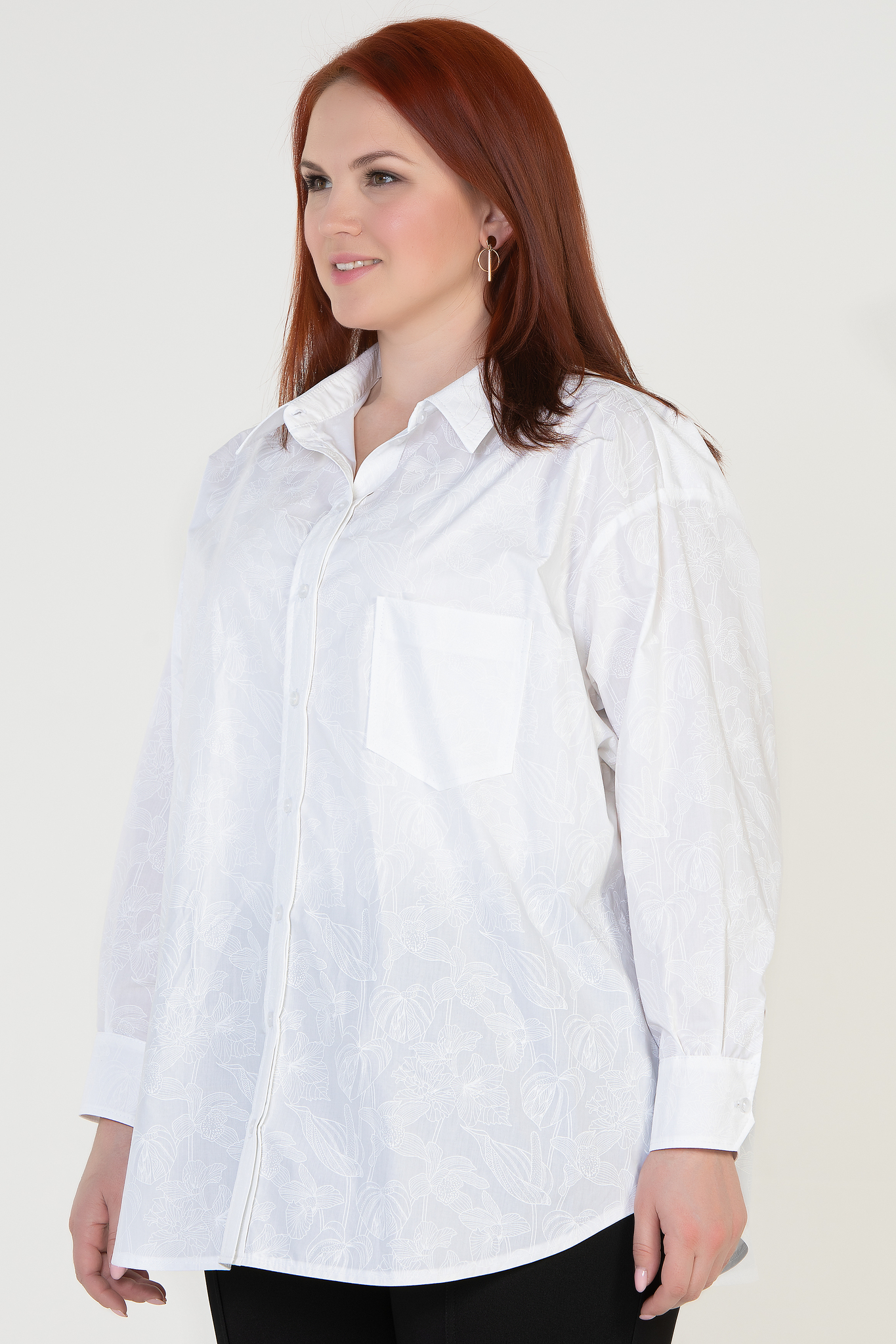 5081  Блуза