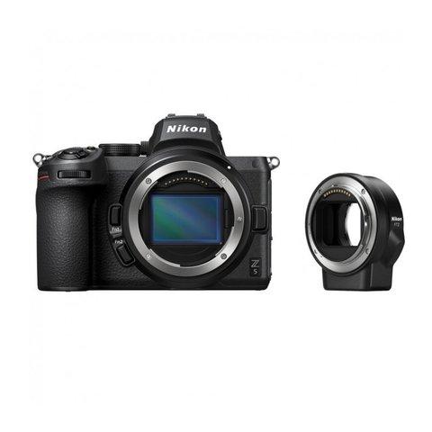 Фотоаппарат Nikon Z5 Body + переходник FTZ