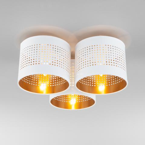 Потолочный светильник 853 Tago white