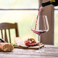 Набор бокалов для красного вина Burgundy 955 мл, 6 шт, Vervino, фото 3