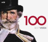Сборник / 100 Best Verdi (6CD)