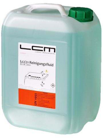 Антистатическая жидкость для автоматических кромкооблицовочных станков LCM LC 2/21
