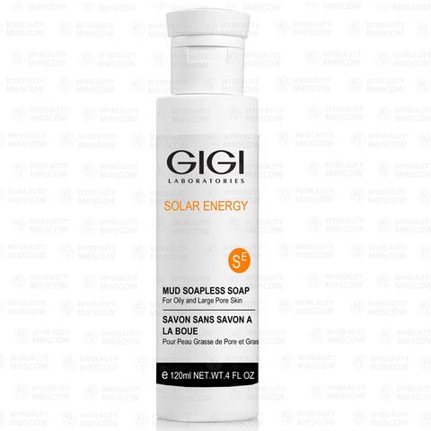 GIGI Solar Energy Mud Soapless Soap