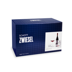Набор бокалов для красного вина Burgundy 955 мл, 6 шт, Vervino, фото 4