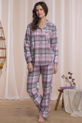 Пижама женская со штанами KEY LNS 423 B21