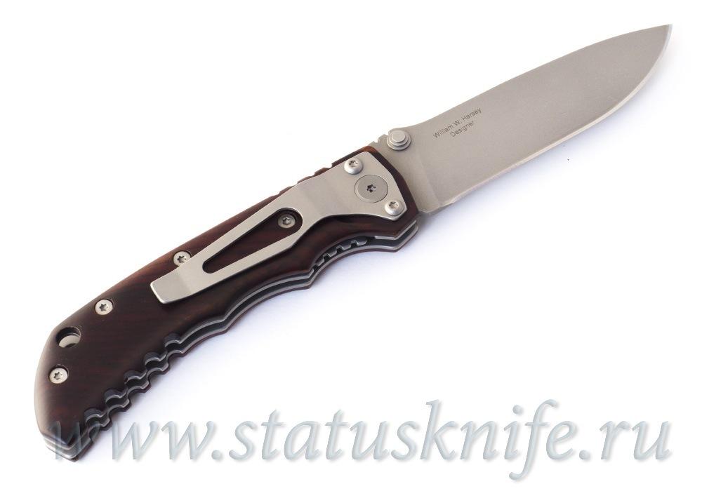 Нож Lone Wolf Harsey T2 Ranger - фотография