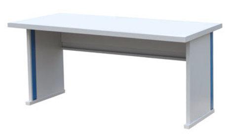 Стол металлический медицинский - фото