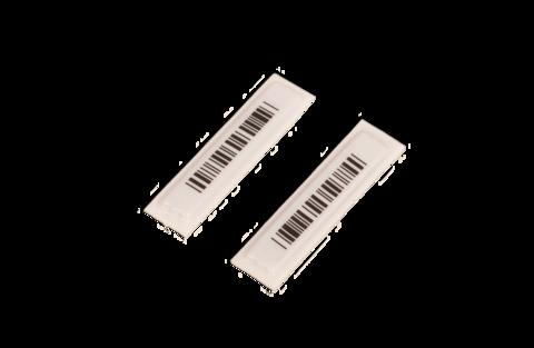 Этикетка с ложным штрих-кодом