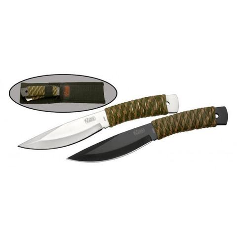 Набор из 2-х ножей, сталь 420, арт.S676N2
