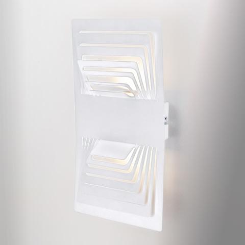 Onda LED белый Настенный светодиодный светильник MRL LED 1025