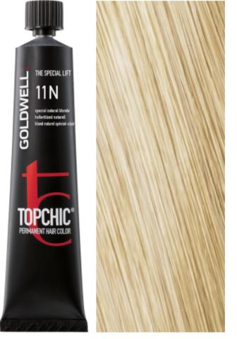 Goldwell Topchic 11N белокурый натуральный TC 60ml