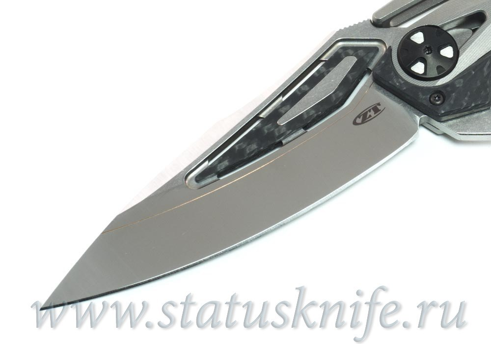 Нож Zero Tolerance 0999 Limited Edition № 122 - фотография