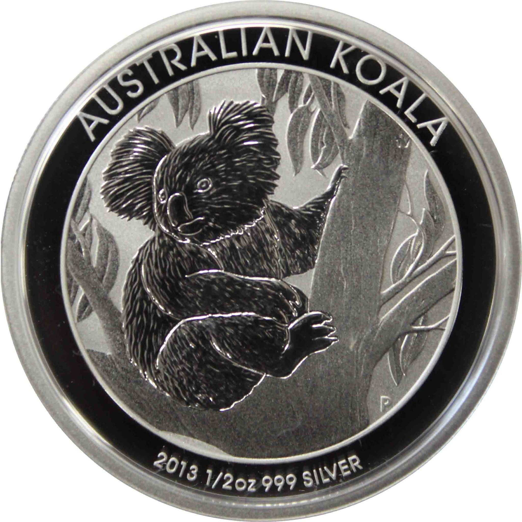 """50 центов """"Коала"""". Австралия. 2013г."""