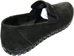 Мужские туфли летние Roadman S-200 Black