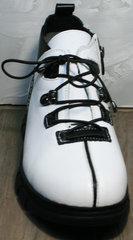 Ботинки на весну женские Ripka 146White