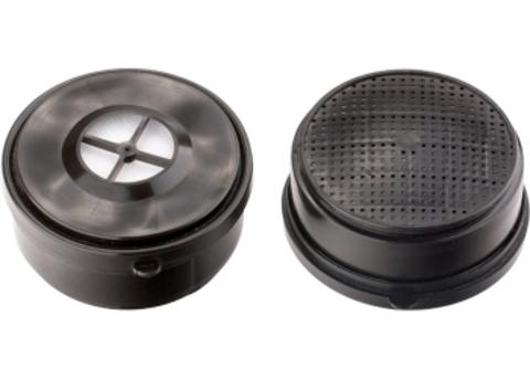 Фильтр комбинированный к респиратору Исток-400 (РУ-60М),Сибртех, марка А1Р1,2шт