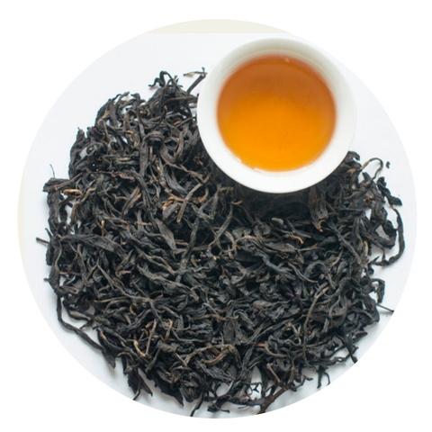 Лимонный черный чай, гр