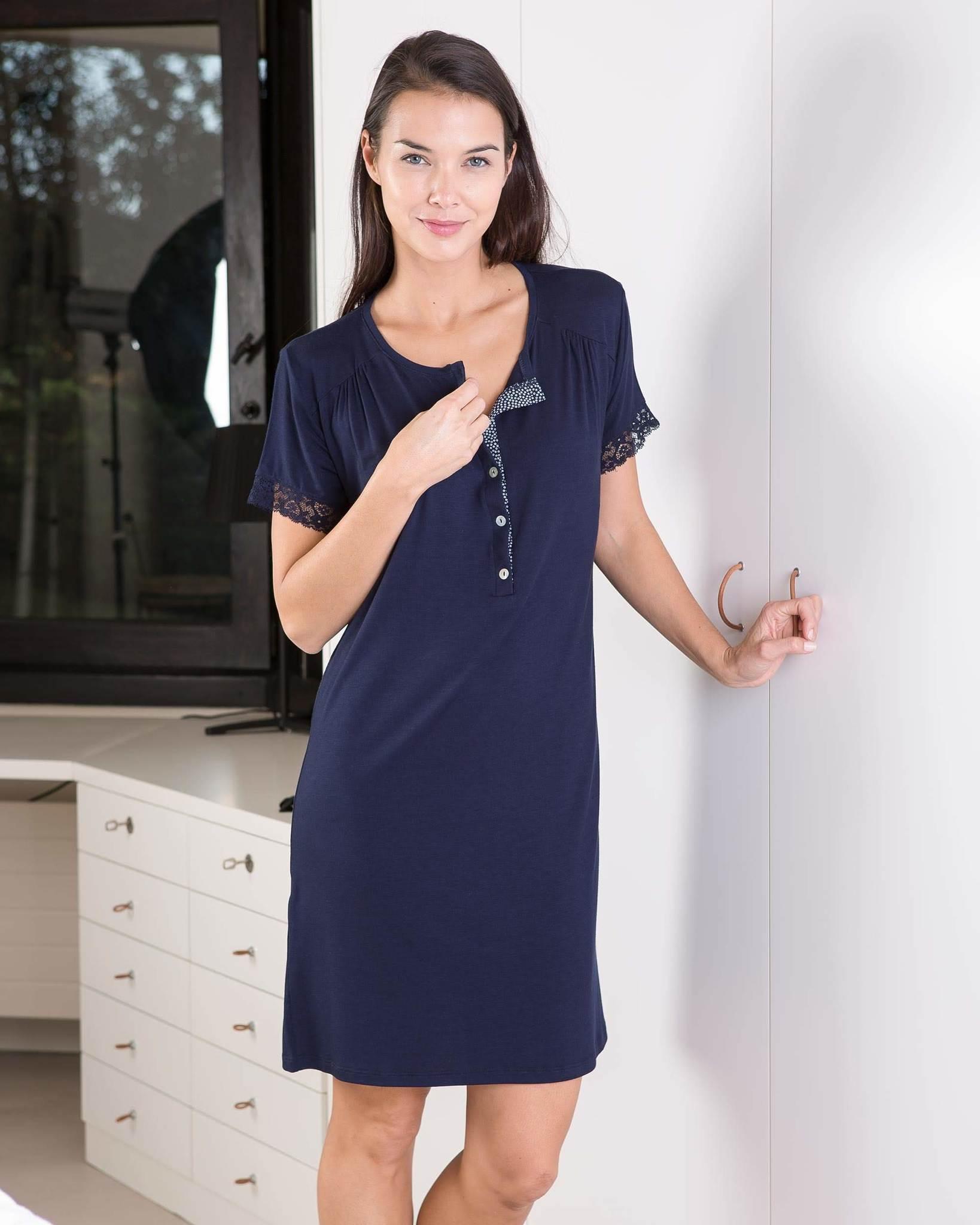 Ночная сорочка женская MASSANA вискозная (ML_697251)