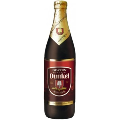 Spaten Munchen Dunkel / Шпатен Мюнхен Дункель (темное)