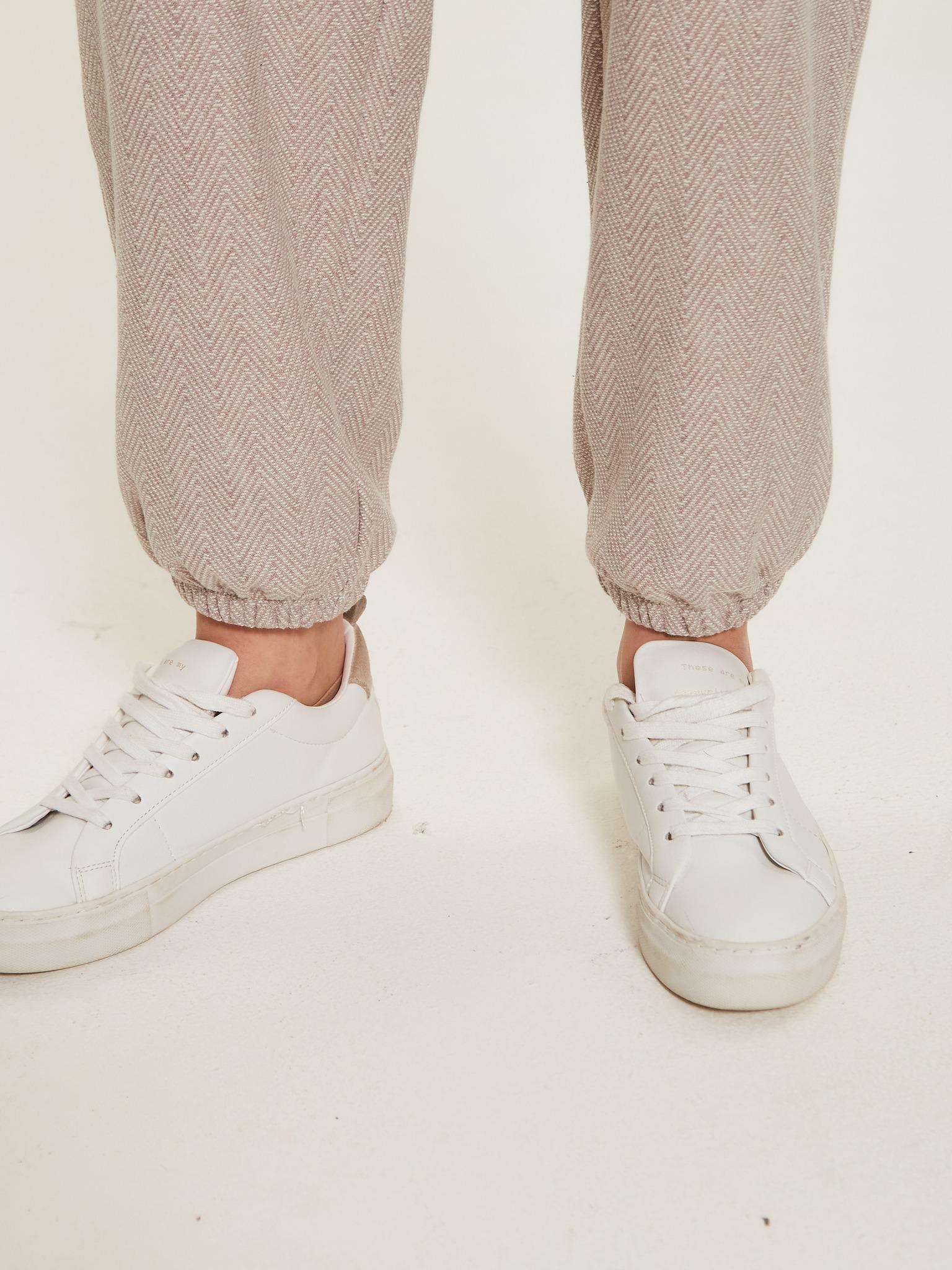 Трикотажные женские брюки-джоггеры Brandmania