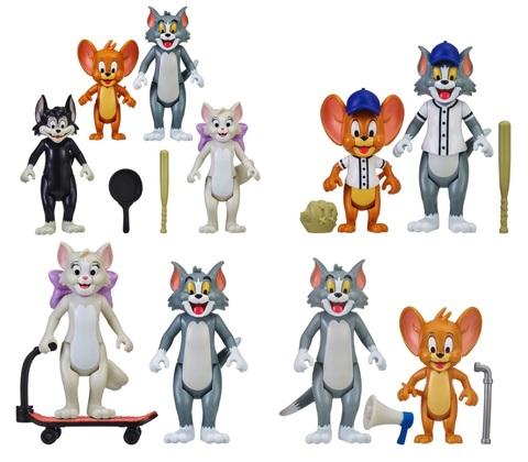 Том и Джерри фильм набор фигурок в ассортименте