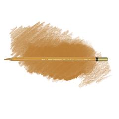 Карандаш художественный акварельный MONDELUZ, цвет 42 хром оранжевый