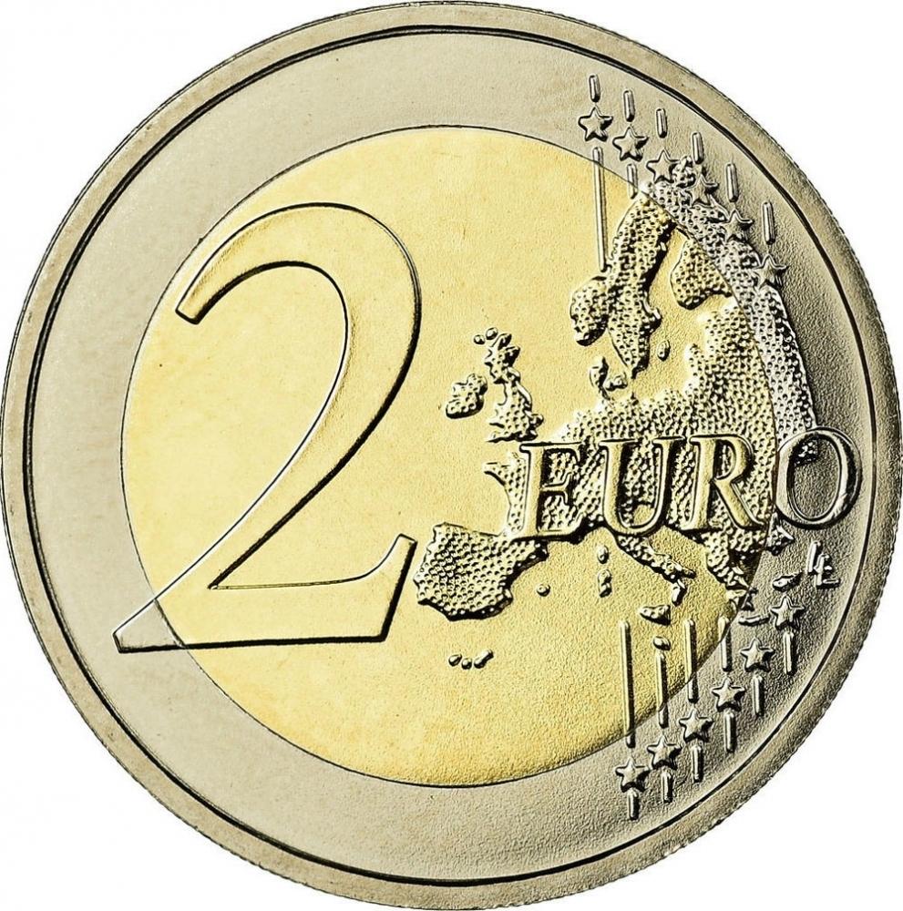 2 евро 2021 Финляндия - 100-летие самоуправления в Аландском регионе