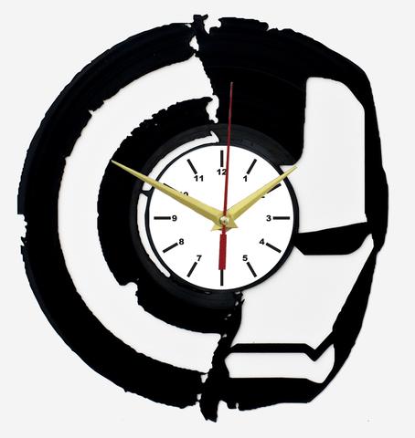 Первый мститель Противостояние Часы из Пластинки