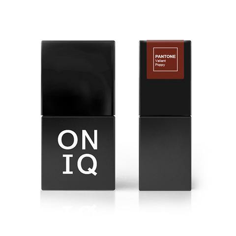 Гель-лак ONIQ - 111 VALIANT POPPY, 10 мл