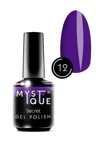 Mystique Гель-лак #12 «Secret» 15 мл